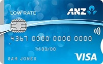 ANZ Free Credit Card