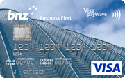 BNZ Business First Lite Visa