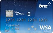 ​BNZ Advantage Visa Business​