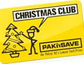 pak n save christmas club