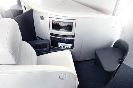 airnz oneup upgrade business class