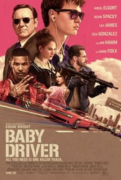 Best Netflix Movies NZ - baby driver