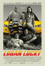 Best Netflix Movies NZ - logan lucky