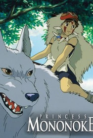 Best Netflix Movies NZ - princess mononoke