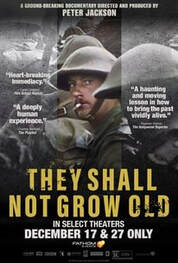 Best Netflix Movies NZ - They shall not grow old