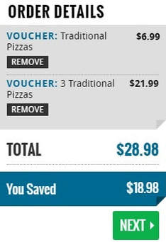 domino's coupon codes