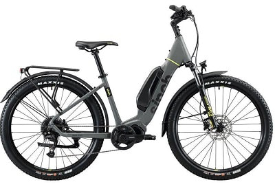 Sinch Jaunt 2 NZ Review e-bike