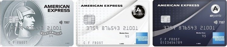 where is american express accepted in NZ